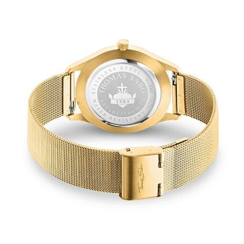 klockor - Damklocka CODE TS liten guld