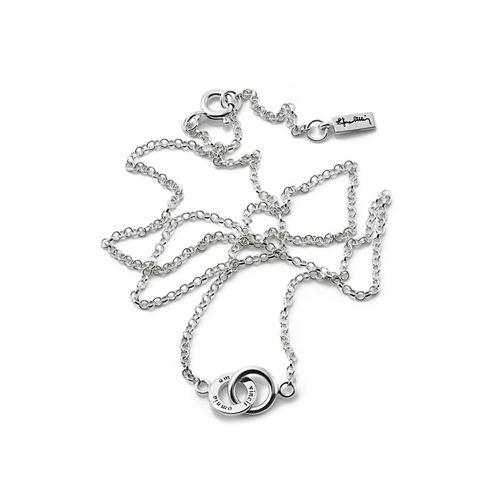 Halsband - Mini Twosome Necklace