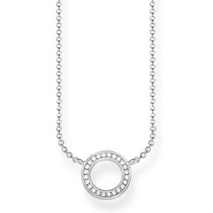 Halsband - Halsband cirkel liten